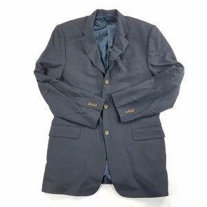 Burberry London Bond Street Pure Wool Sports Coat